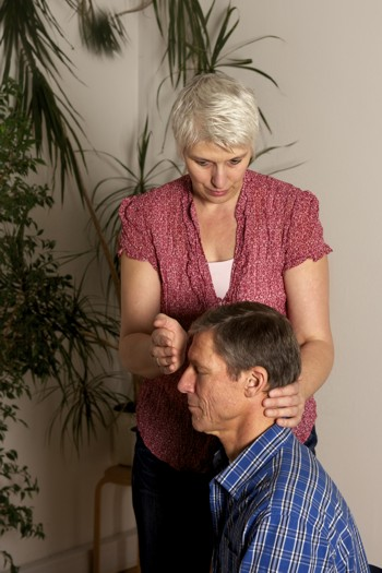 Therapeutic Touch West Margarete Rosen Anwendung