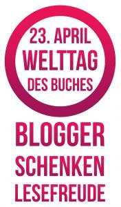 Blogger schenken Lesefreude zum Welttag des Buches am 23.04.2016