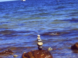 Meditation Foto: Margarete Rosen