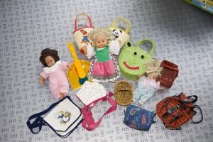 Puppen und Zubehör, Foto: Eva Köhl