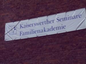 Kaiserswerther Seminare, Foto: Margarete Rosen