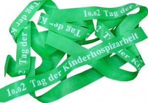 Grüne Bänder, 10.02. Tag der Kinderhospizarbeit