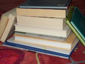 Blogger schenken Lesefreude, Bücher, Bücher, Bücher