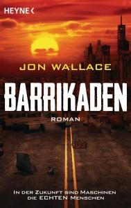 Barrikaden, Jon Wallace, Foto: Randomhouse