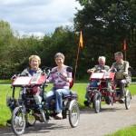 Begleitetes Radfahren Foto: mit freundlicher Genehmigung von Anna Appelbaum