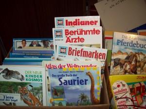 Sachbücher, Foto: Margarete Rosen