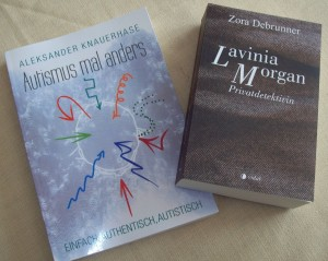 """Autismus mal anders"" und ""Lavinia Morgan - Privatdetektivin"", Foto: Margarete Rosen"
