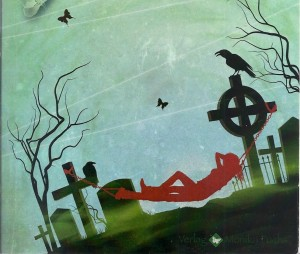 Saskias Gespenster von Corínna Antelmann, Cover-Ausschnitt