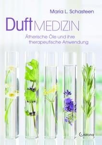 DuftMedizin von Maria L.Schasteen, Foto: Crotona Verlag
