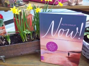 """""""Now! Jetzt sorge ich gut für mich"""" von Ruth Knaup"""