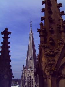 Aachener Dom Foto: Margarete Rosen